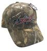 FISH307.com Realtree EDGE Camo Embroidered Logo Cap / Hat