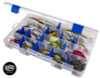 Flambeau 36 Compartments (includes 18 Zerust Dividers) Tuff Tainer