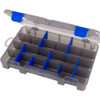 Flambeau 24 Compartments -12 Dividers Zerust Max Tuff Tainer