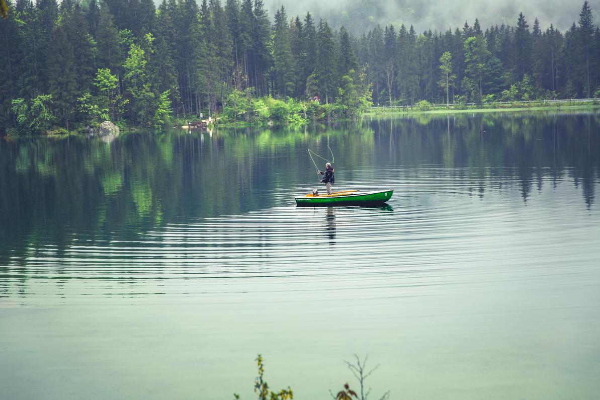 Lake George Fishing Guide