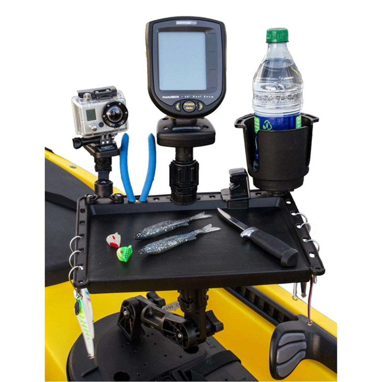 accessories Custom Kayak Camera Mount for Scotty Rod