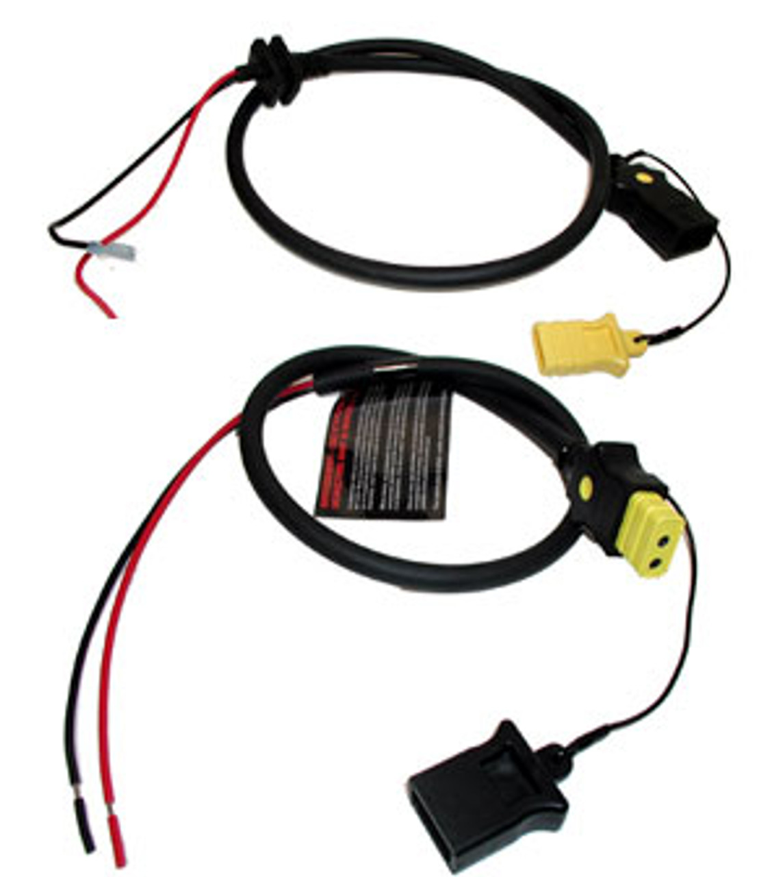 Cannon Downrigger Cable Battery Side