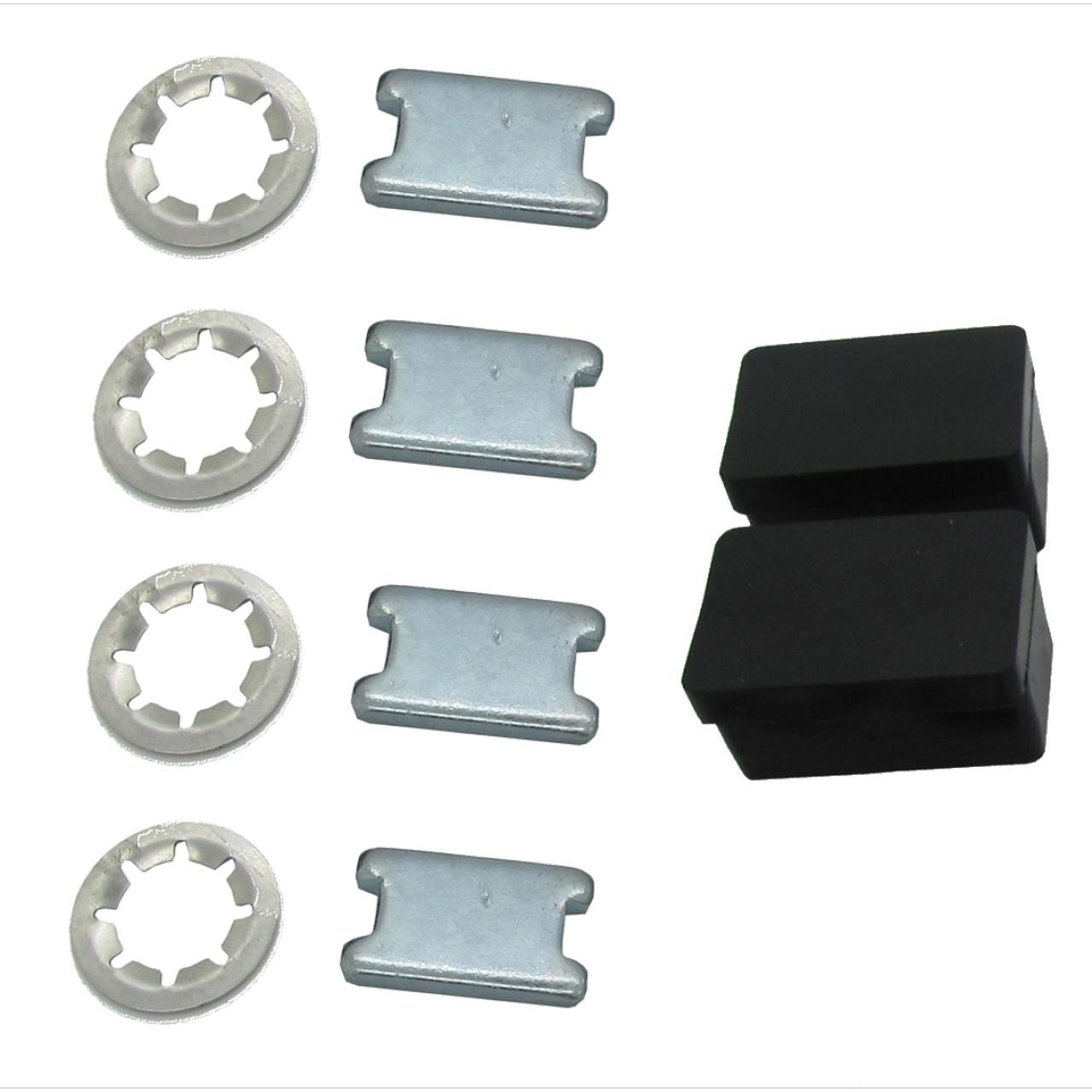 Minn Kota Trolling Motors >> Minn Kota Trolling Motor Bow Mount Pivot Pad Kit