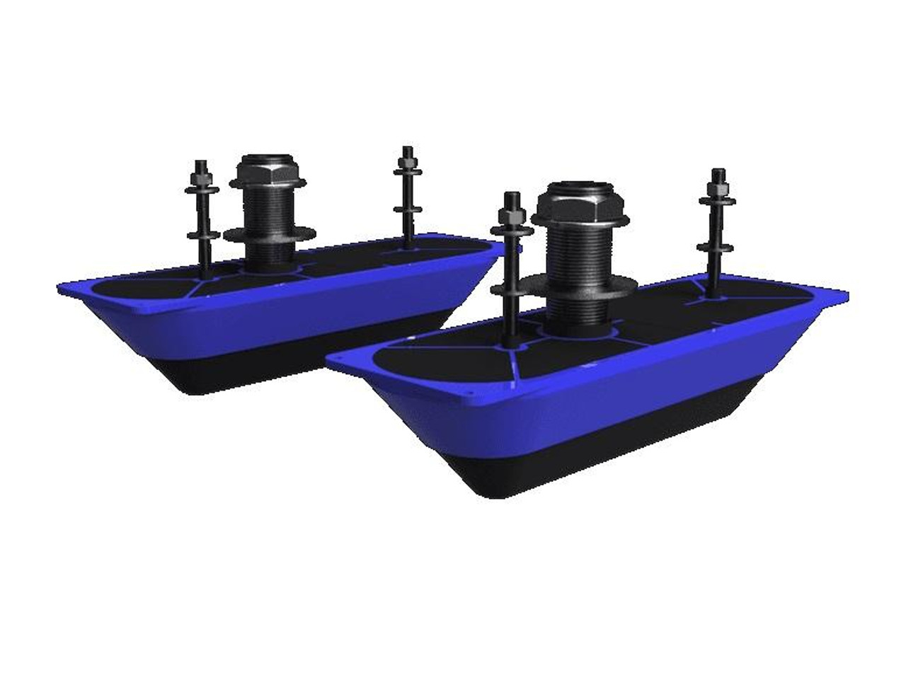 Lowrance Dual Stainless Steel TH For Structure Scan 3D