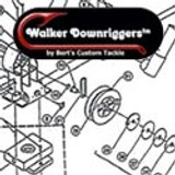 Walker Downrigger Repairs, Parts  & Schematics
