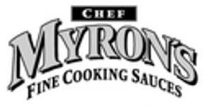 Chef Myron