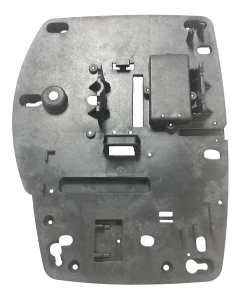 Minn Kota Trolling Motor Part - PEDAL BASE,BLK - 2304505