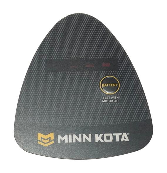 Minn Kota Trolling Motor Part - DECAL-COVER, RT80 SM,S,SF - 2195659 (NEW 2185620)