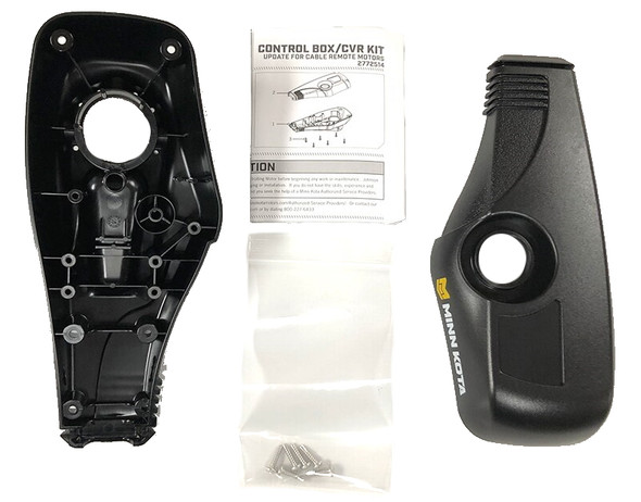 Minn Kota Trolling Motor Part - Maxxum / Terrain / Edge Control Box - 2262535 REPLACE with kit (2772514)