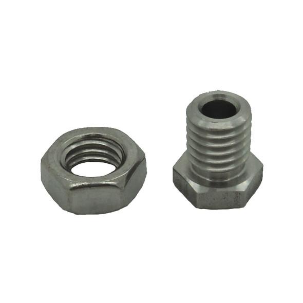 Minn Kota Trolling Motor Part - ROPE GUIDE/JAM NUT KIT - 2772352