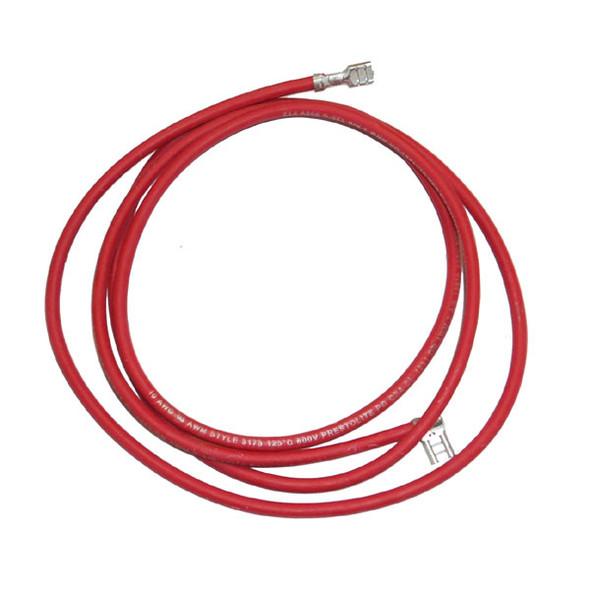 Minn Kota Trolling Motor Part - LEAD WIRE RED 10AWG 56 1/2 - 640-119