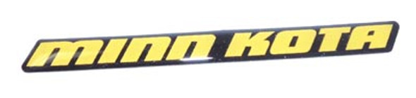 Minn Kota Trolling Motor Part - DECAL-CONTROL BOX, FW - 2285616