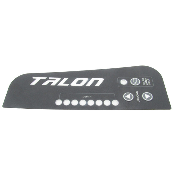 Minn Kota Trolling Motor Part - DECAL, 8' TALON CTRL PANEL FW - 2375563 (2375563)