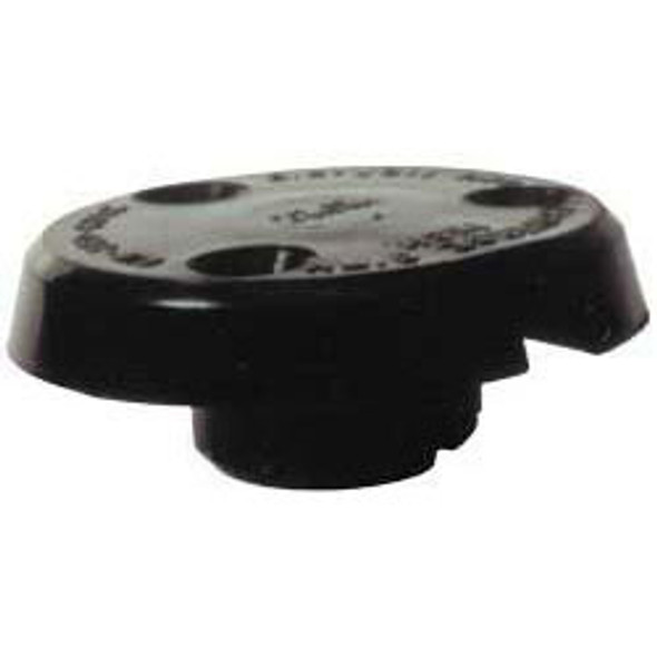 Big Jon Cable Cap (For Single Cable) - Black