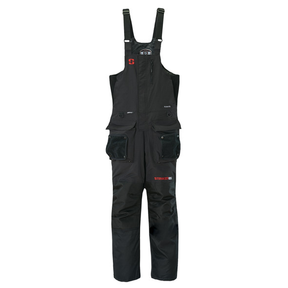 Striker Ice - Men's Climate Bibs - Black