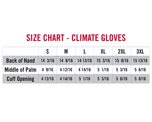 Striker Ice - Climate Gloves