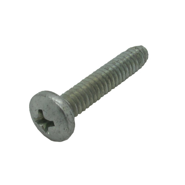"Minn Kota Trolling Motor Part - SCREW-#10-24 X 1"" TRI-LOBE,Z/P - 2053402 (2053402)"