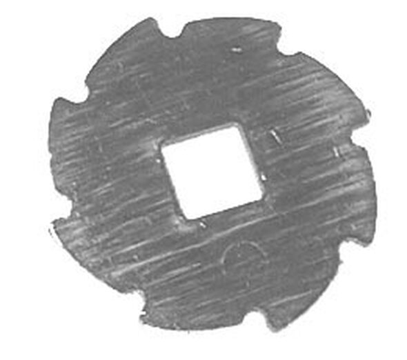 Cannon Downrigger Part 3391995 - BRAKE PLATE RATCHET