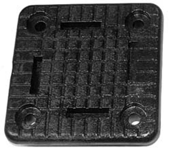 Cannon Downrigger Part 3307002 - LOW PROFILE MOUNTING BASE