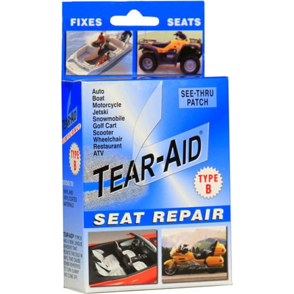 Tear Aid Blue Seat Repair Kit - Type B