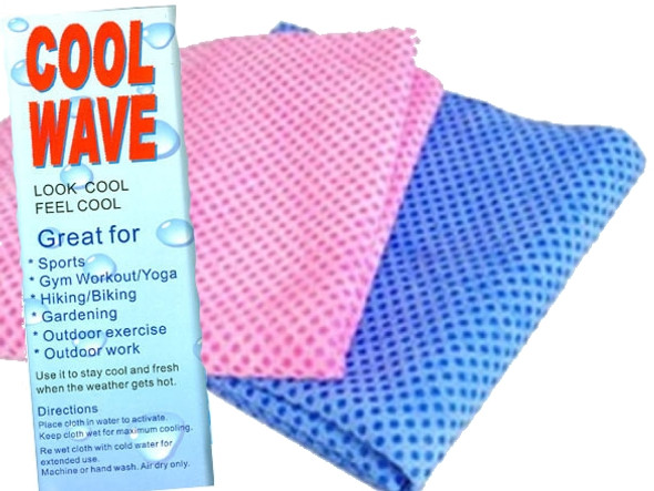 Cool Wave Sports Towel