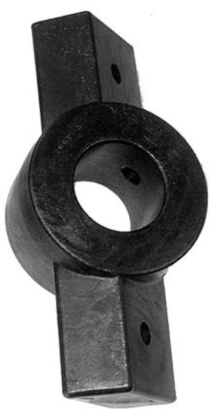 Cannon Downrigger Part 2411390 - BRACKET - DUAL ROD (LEXAN)