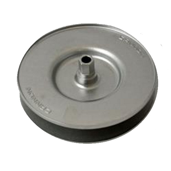 """Cannon Downrigger Part 3777908 - REEL, ROUGH, 3.75"""" OD SS"""