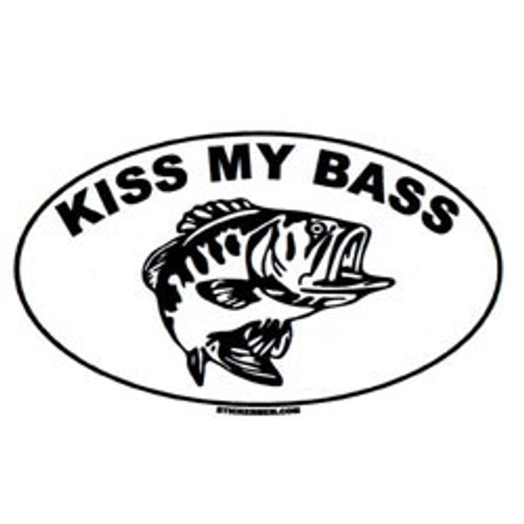 Decal - Kiss My Bass