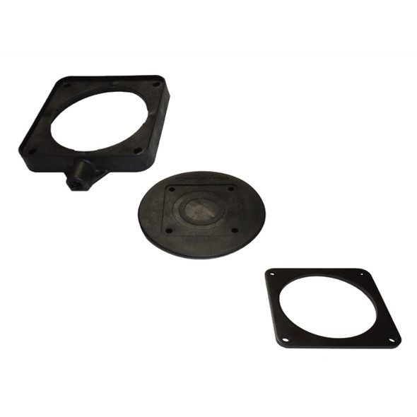Cannon Downrigger - LOW PROFILE SWIVEL BASE UPGRADE KIT - 3881958