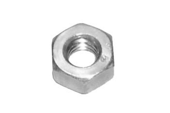 Minn Kota Trolling Motor Part - NUT-HEX 1/4-20 SS RIE COATED - 3393130