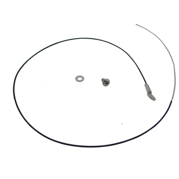 Cannon Downrigger Part 3880311 - GROUND WIRE,SCREW,WASHER ASSY