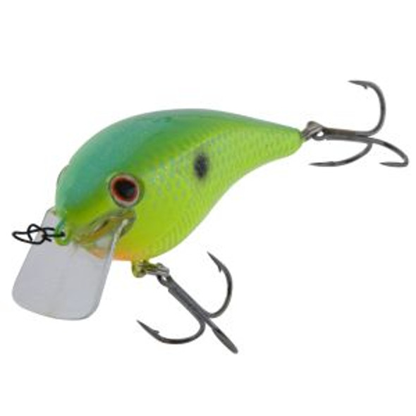 Bay Rat Lures Battle 1.5 Square Bill Crankbaits