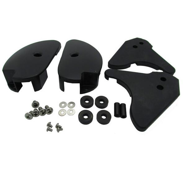 Minn Kota Trolling Motor 55lb Riptide & Terrova Ramp / Skid Kit (62133)