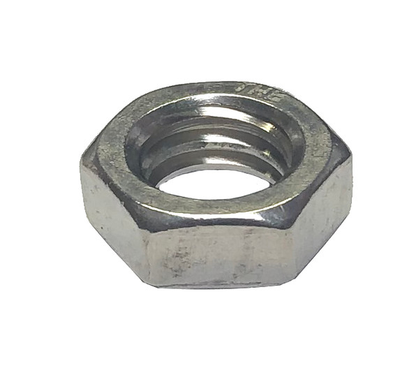 Scotty Downrigger Part - S-NUT38JAM - 3/8-16 ''JAM'' HEX NUT (Half Nut) (S9522)