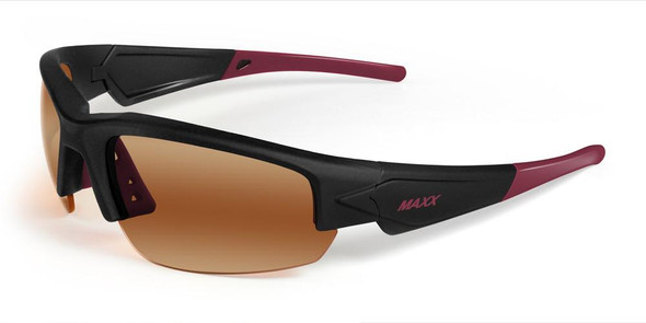 Maxx Dynasty® 2.0 Summer Edition (TR90) - HDP/Black w/Red Tips