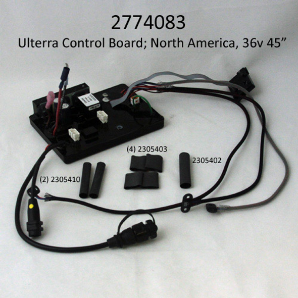 "Minn Kota Trolling Motor Part – 2774083 – MAIN CTRL BD,US/AU/CA, 36V,45"" ULTERRA SERVICE"