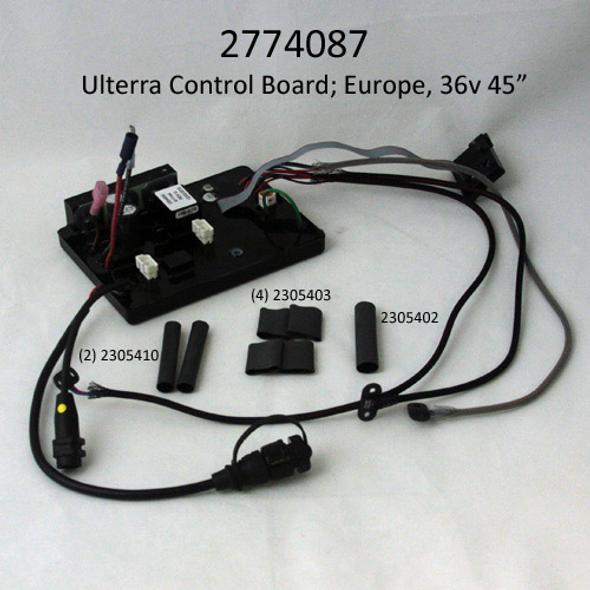 "Minn Kota Trolling Motor Part – 2774087 – MAIN CONTROL BRD,EUR, 36V, 45"" ULTERRA SERVICE"