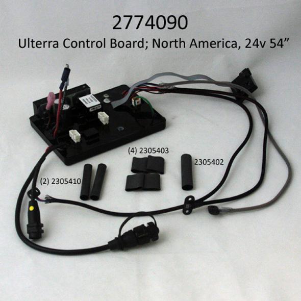 "Minn Kota Trolling Motor Part – 2774090 – MAIN CTRL BD,US/AU/CA, 24V,54"" ULTERRA SERVICE"