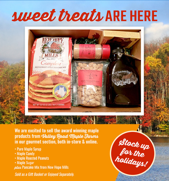 Valley Road Maple Farm Gift Basket