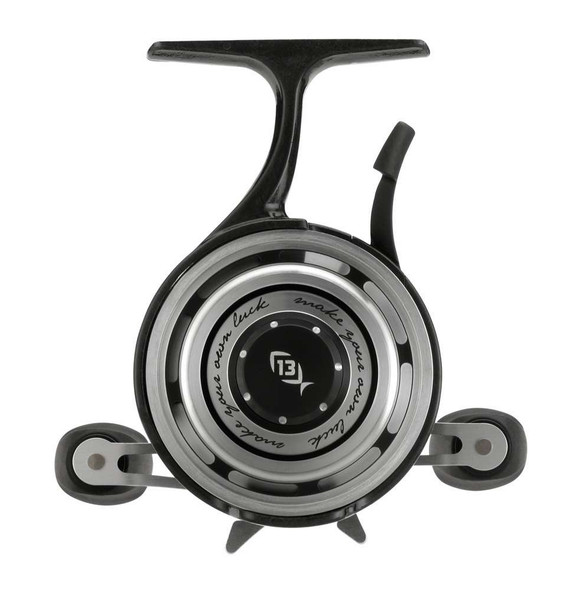 13 Fishing Black Betty FreeFall Ice Reel  - BBFF2.5-LH