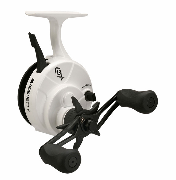 13 Fishing  FreeFall Ghost Ice Reel  - BBFFG2-5-LH