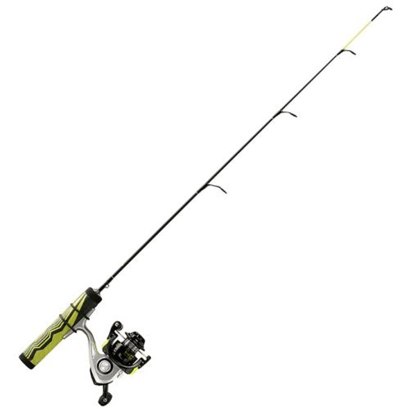 13 Fishing Hybrid Comfort Grip Ice Spinning Combo  - HCG2-24UL