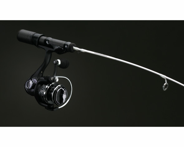 13 FISHING Archangel 27 Premium Carbon Forged Ice Rod
