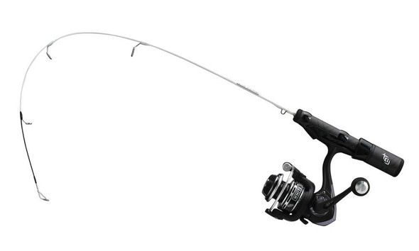 13 Fishing Whiteout Ice Spinning Combo- WOC295M