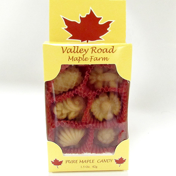 Valley Road Maple Farm 6 piece Pure Maple Candy