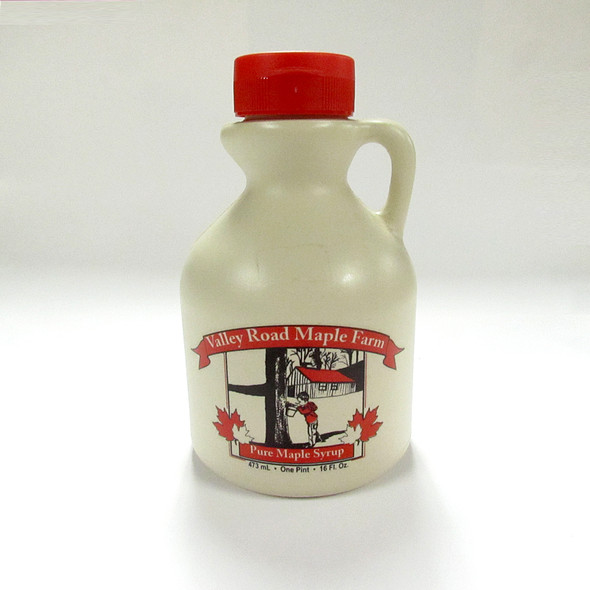 Valley Road Maple Farm Pure Maple Syrup 16 Fl. Oz.