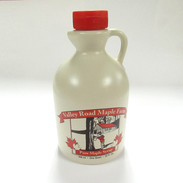 Valley Road Maple Farm Pure Maple Syrup 32 Fl. Oz.