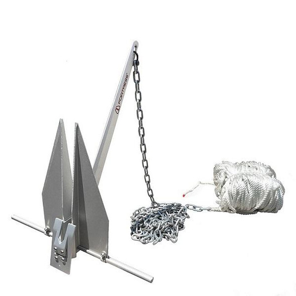 "Fortress FX-7 Anchoring System 250' 3/8"""" Line, 15' 1/4"""" G30"