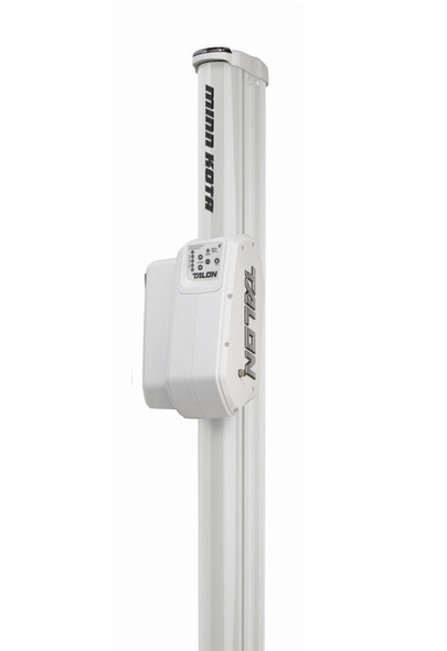 Minn Kota 10' Talon Bluetooth White Anchor