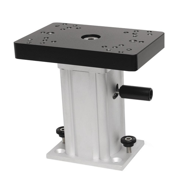 "Cannon Aluminum Swivel Base Downrigger Pedestal - 6"" - 33698"